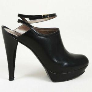 Lanvin Wrap Around Ankle High Heel Sz 40